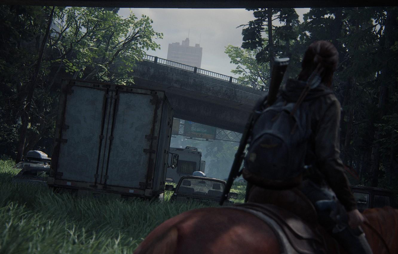 Фото обои Элли, The Last of Us, Naughty Dog, Одни из нас, Ellie, PS4, Выживание, Games Survival