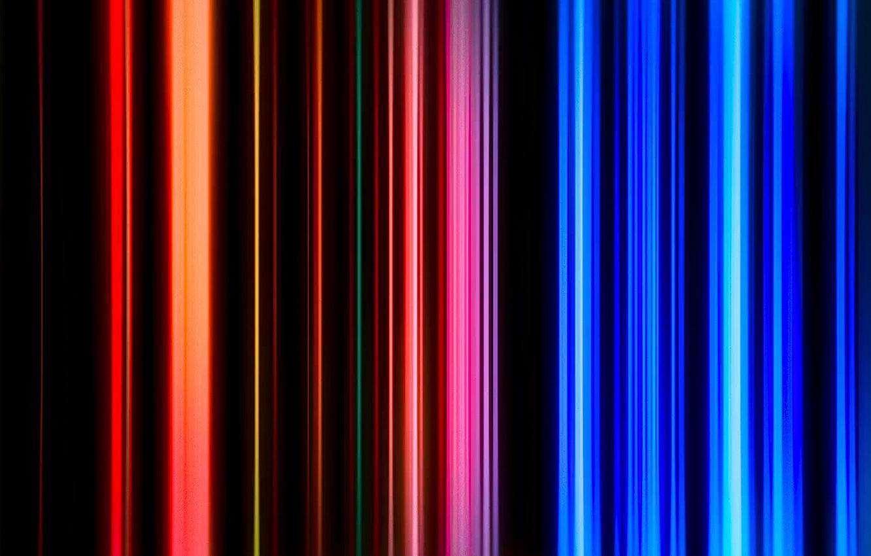 Фото обои lights, фон, цвет, радуга, red, logo, texture, blue, lines, фон background, скачать обои, скачать обои …