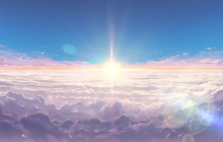 знаю картинки небо арт быстро