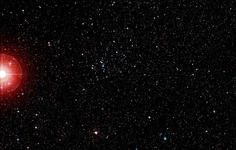 Фото обои Star, Stars, Digitized Sky Survey 2, Vela, ESO, DSS 2, DSS2, VLT, Very Large Telescope, …