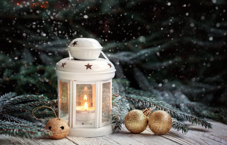 Фото обои зима, украшения, Новый Год, Рождество, фонарь, light, Christmas, wood, winter, New Year, decoration, xmas, lantern, …