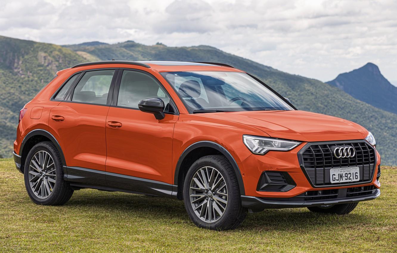 Фото обои Audi, SUV, TFSI, Q3, Latam, 35, 2019-20