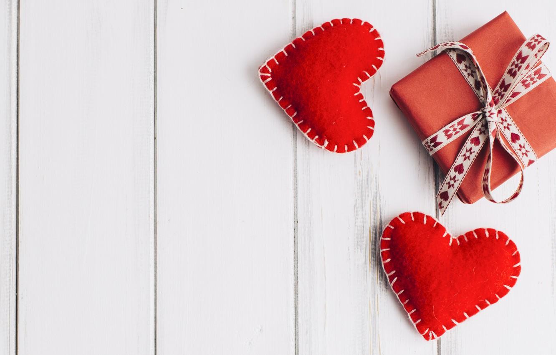 Фото обои любовь, подарок, сердце, сердечки, red, love, heart, wood, romantic, valentine's day