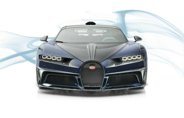Фото обои Bugatti, Mansory, Chiron, 2019, Centuria