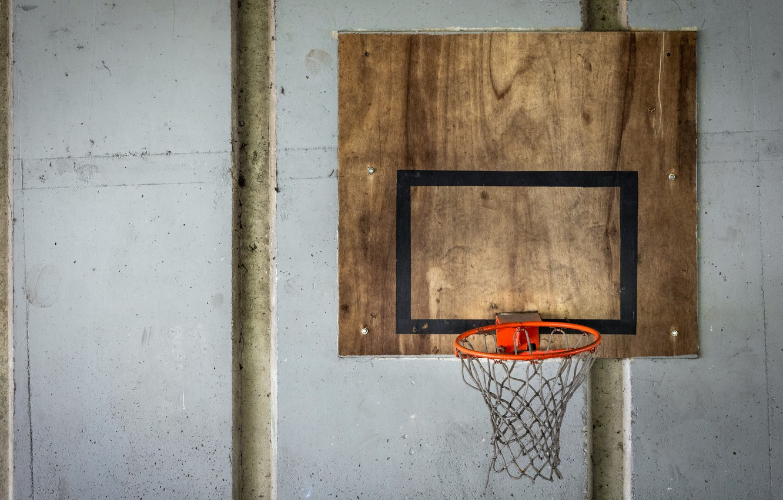 Фото обои спорт, щит, баскетбол