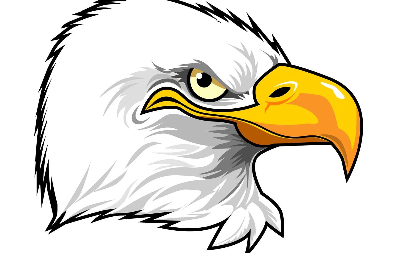 орел картинка мультяшная просто