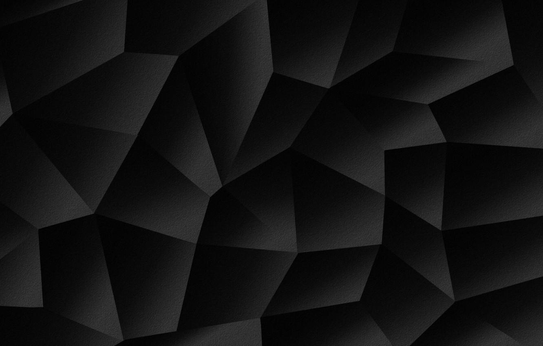 Фото обои тени, многогранники, фигуры геометрии
