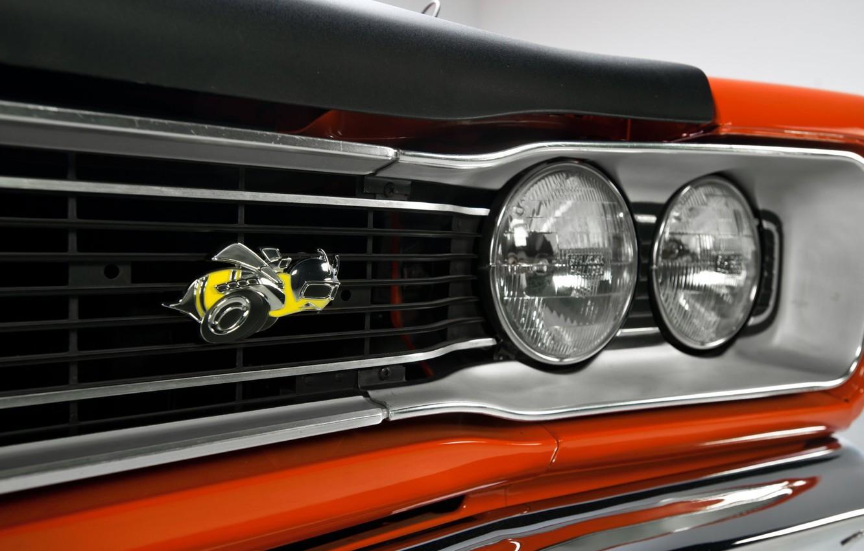 Фото обои Dodge, Classic, Coronet, Muscle car, Super Bee