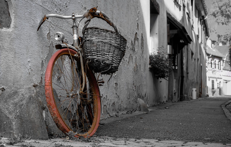 Обои стоянка, велосипед. Разное foto 15