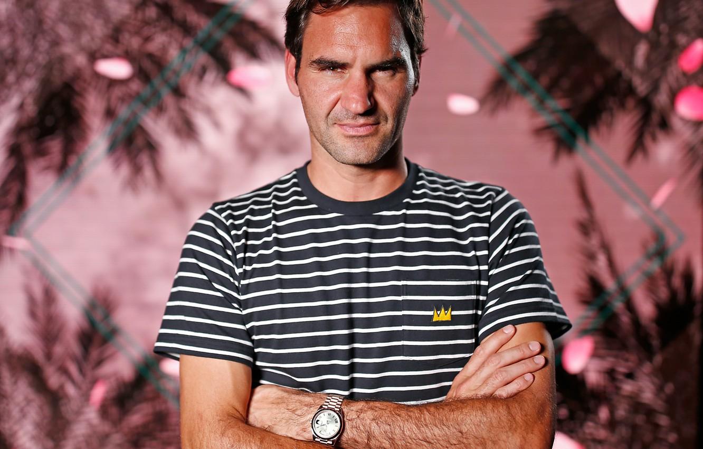 Фото обои Legend, Roger Federer, Sport, ATP, Tennis, Swiss