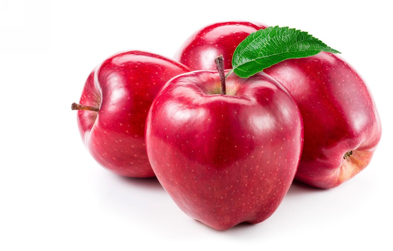 Фото обои фон, яблоки, фрукты, витамины