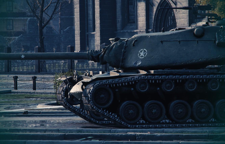 Фото обои танки, WORLD OF TANKS, м103