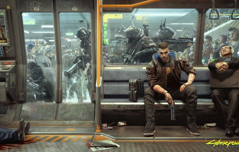 Фото обои игры, оружие, метро, армия, герой, gun, таран, киберпанк, games, спецназ, army, cyberpunk, metro, hero, cd …