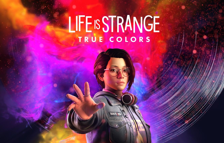Фото обои Цвета, life is strange, Alex Chen, life is strange true colors