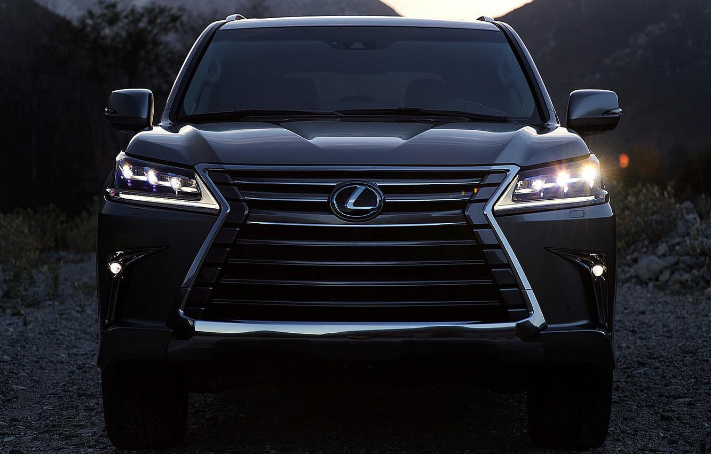 Фото обои car, стиль, Авто, мода, Lights, новый, 2018, Luxury, LEXUS LX 570, качества, 2017, qualities, WHELLS, …