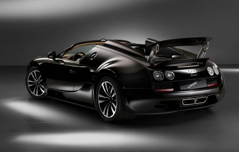 "Фото обои Roadster, Bugatti, Veyron, Grand Sport, 2013, ""Vitesse"", ""Jean Bugatti"""