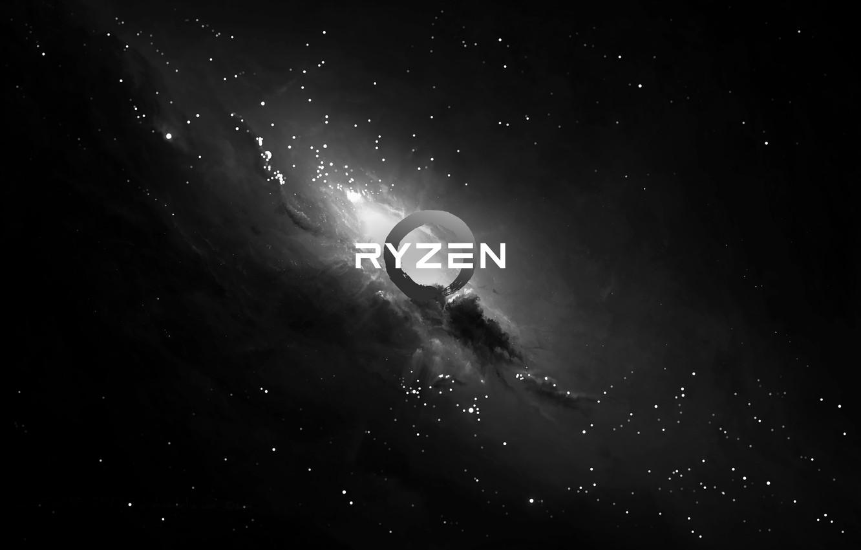 Фото обои фон, AMD, тёмный, Кукуруза, Рязань, Ryzen, RYZEN, Ряженка