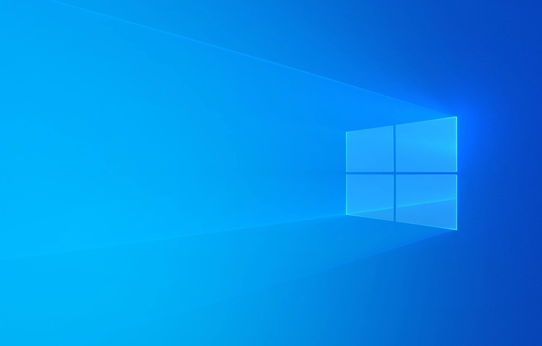 Фото обои microsoft, windows 10, windows light