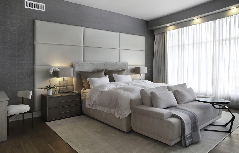 Фото обои фото, кровать, спальня
