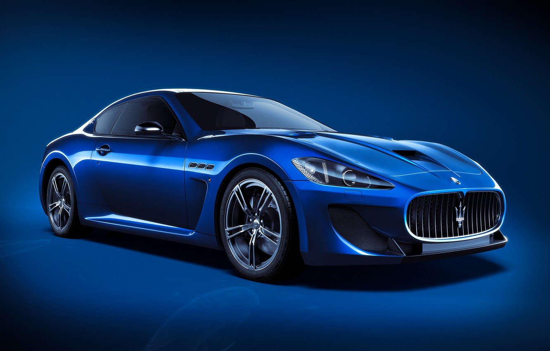 Фото обои Cupe, Maserati CGI, Автор Harjit Virdee