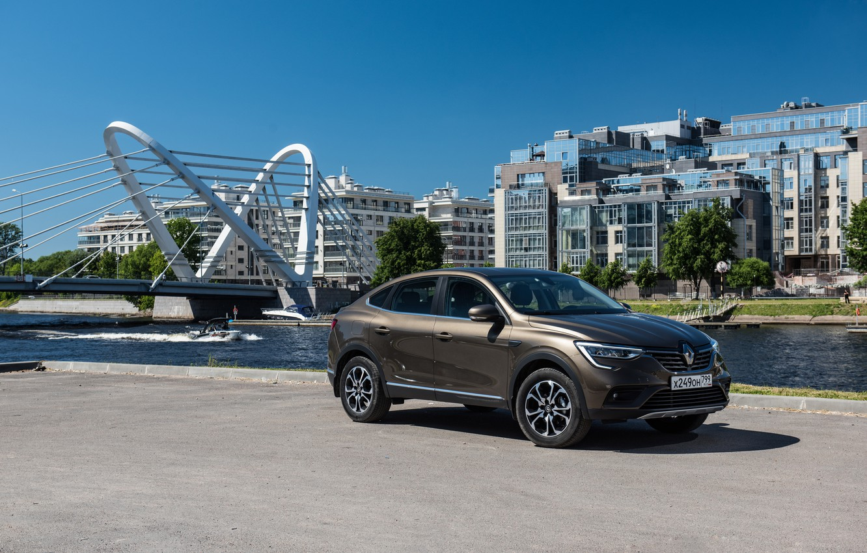 Фото обои Renault, 2019, Arkana