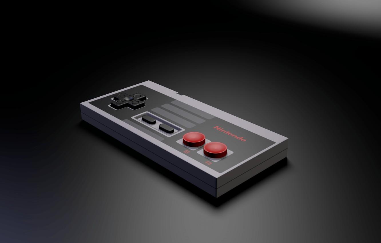 Фото обои клавиши, кнопки, нинтендо, nintendo, геймпад, контроллер, крестовина