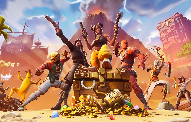 foto oboi epic games fortnite 2019 - soldat depice fortnite wallpaper
