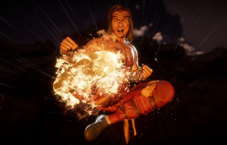 Фото обои Fighting, Mortal Kombat 11, Мортал Комбат 11