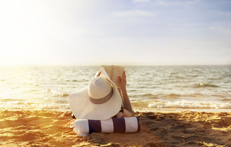 Картинки прикольные об отпуске на море