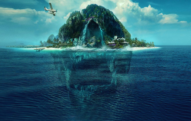 Фото обои Фильм, Film, 2020, Остров фантазий, Fantasy Island