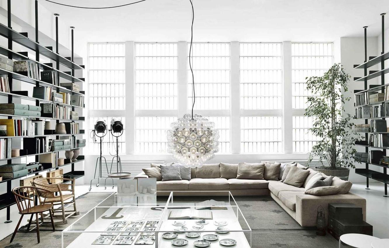 Фото обои дизайн, стиль, интерьер, библиотека, гостиная