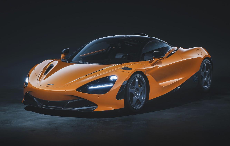 Фото обои McLaren, 720S, Le Mans Special Edition