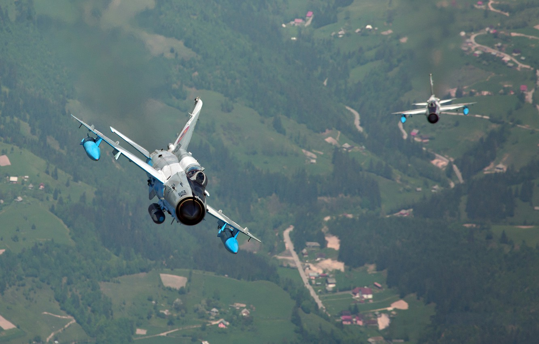 Обои ВВС Румынии, ОКБ Микояна и Гуревича, МиГ-21, pilot, Истребитель. Авиация foto 14