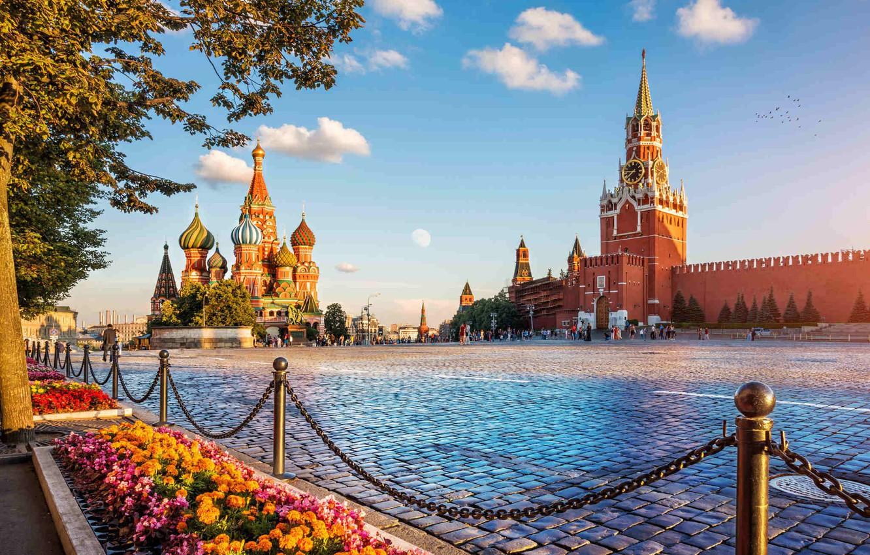 Обои россия, красная площадь. Города foto 8