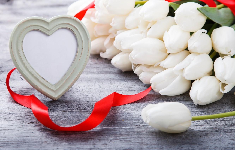 тюльпаны картинки сердце можно