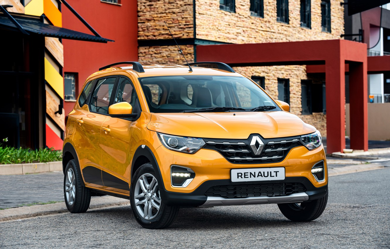 Фото обои Renault, 2020, Triber
