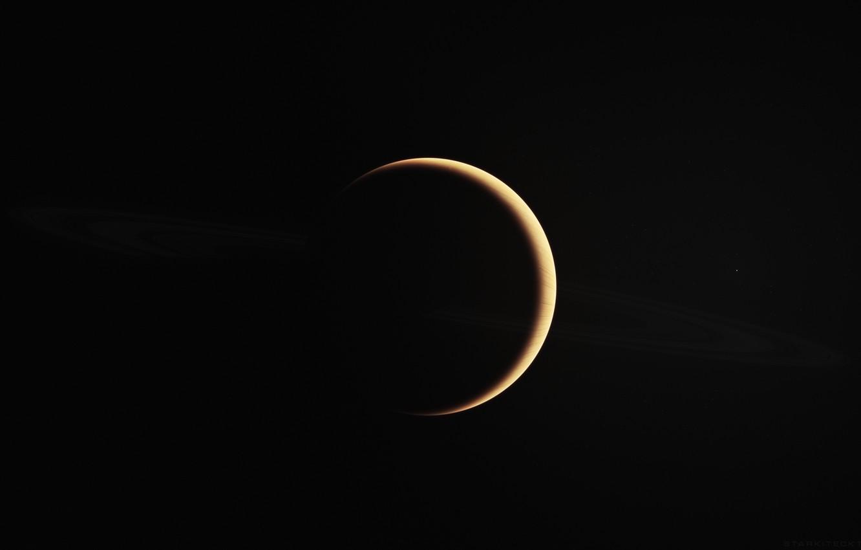 Фото обои Сатурн, Звезды, Планета, Космос, Кольцо, Saturn, Арт, Stars, Space, Art, Planet, StarkitecktDesigns, by StarkitecktDesigns, Perspective …