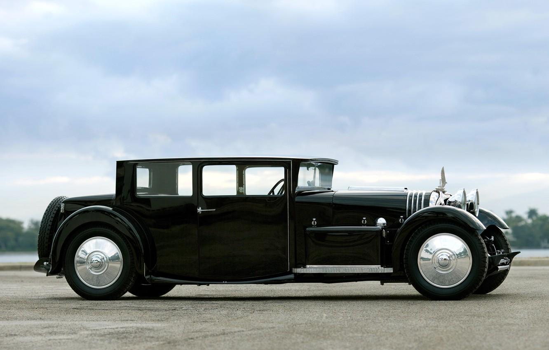 Фото обои машина, автомобиль, ретро автомобили, Voisin C20 Mylord