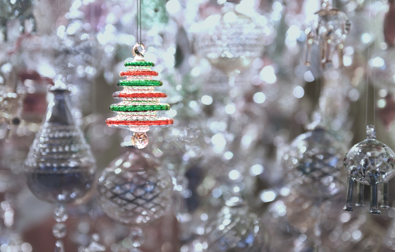 Фото обои фон, праздник, игрушка