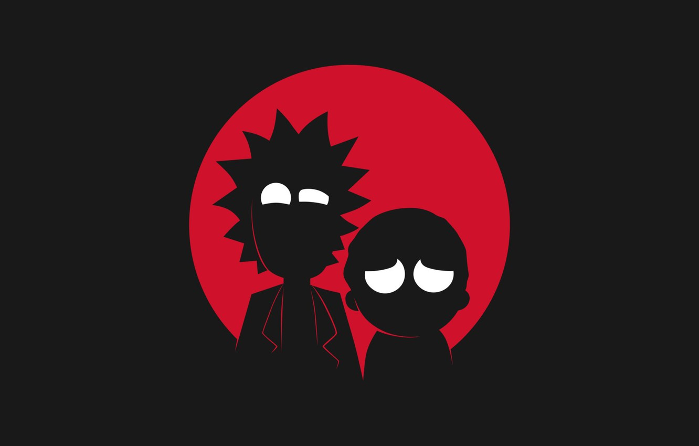 Обои ученный, язык, удивление, пальцы, псих, Morty, Rick and Morty, большие глаза, слюни, Морти, рик, халат, прическа, rick, Рик и Морти. Фильмы foto 11