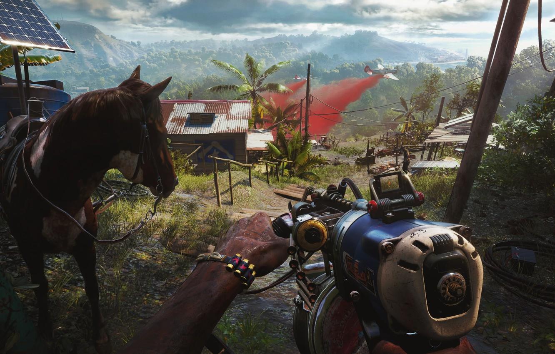 Фото обои Игра, Far Cry, Ubisoft, Game, Far Cry 6