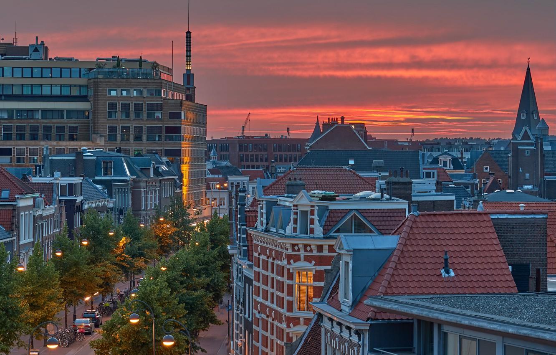 Обои нидерланды, Голландия, Haarlem. Города foto 16