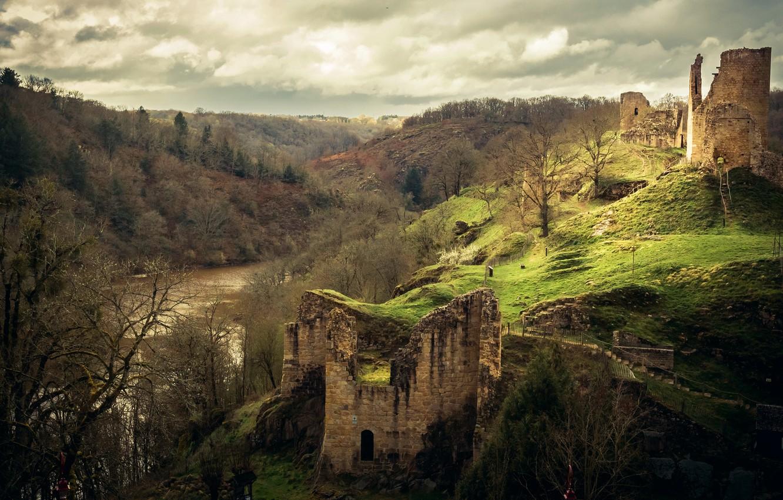 каждым развалины в горах фото маникюр