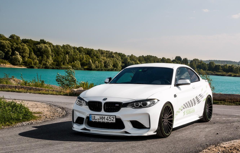 Фото обои BMW, Hamann