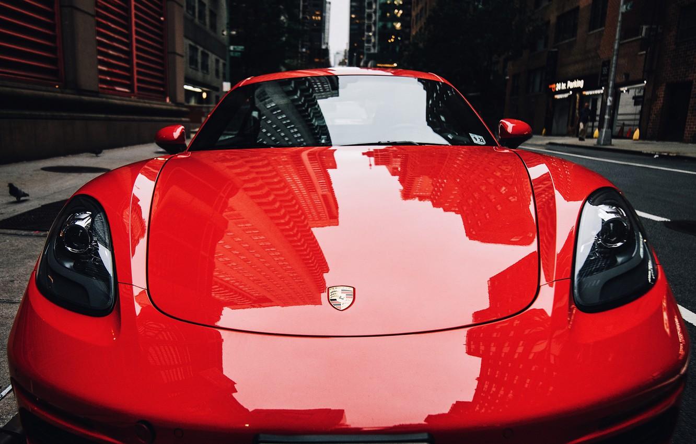 Фото обои машина, красный, спорткар, ferrari, ferrari f430 challenge