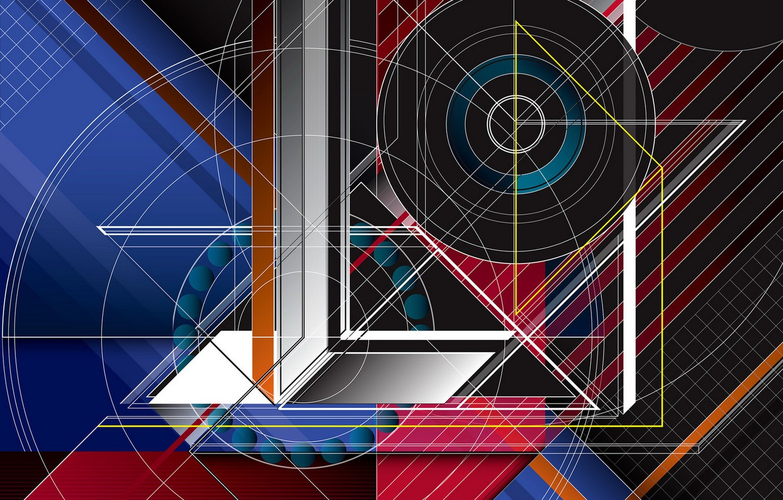 Обои фон, форма, Цвет. Абстракции foto 9