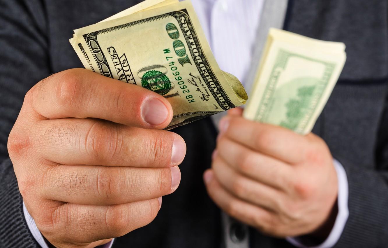 Обои dollars, валюта, bunch, a world currency, Деньги, куча, бабки, money, доллары, money, cutlet. Разное foto 13