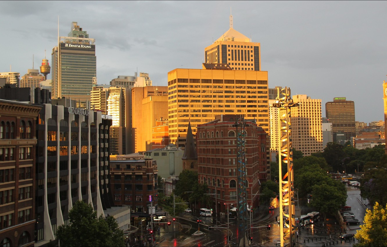Фото обои Australia, capital, Sidney