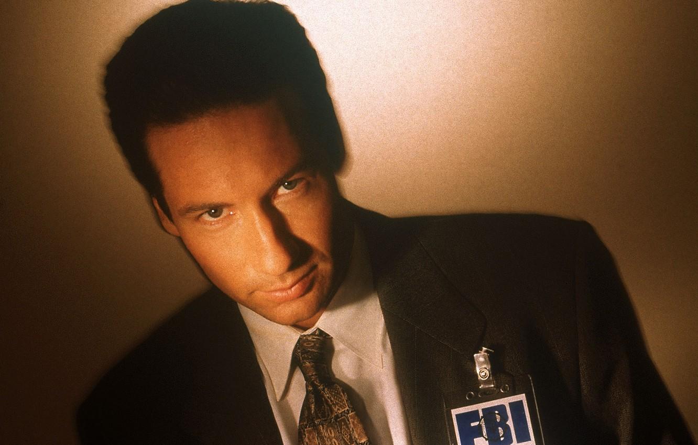 Фото обои сериал, The X-Files, Секретные материалы, малдер