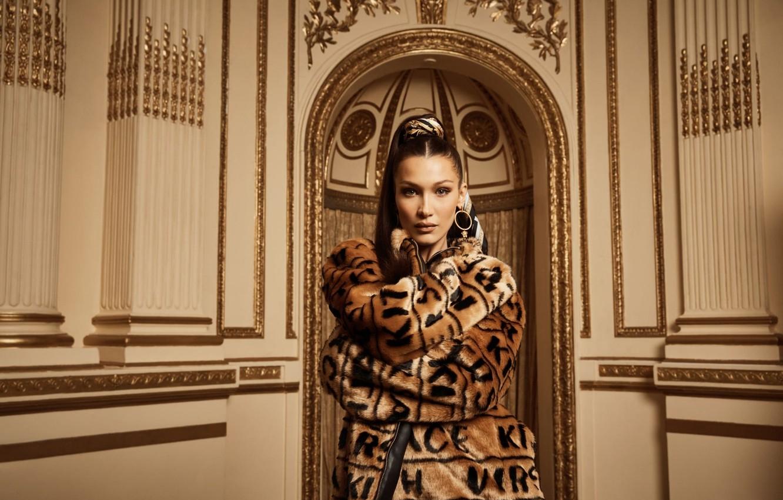 Фото обои модель, знаменитость, Bella Hadid